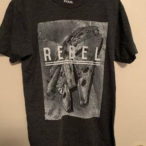 Star Wars Rebel t shirt